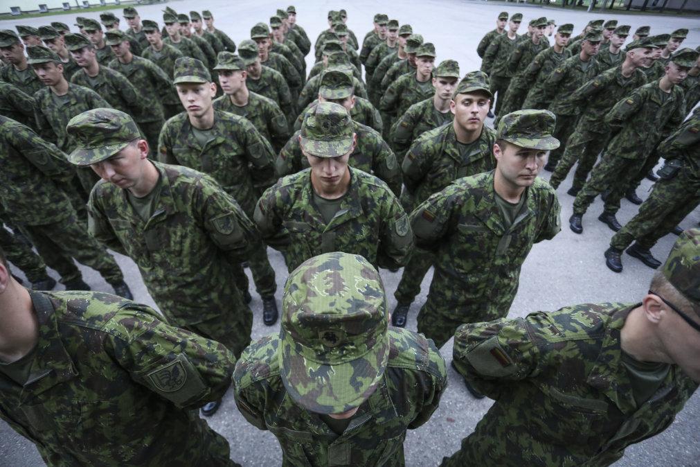 Liuetuvos kariai. karys.lt nuotr.