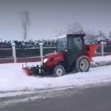 kasa sniega