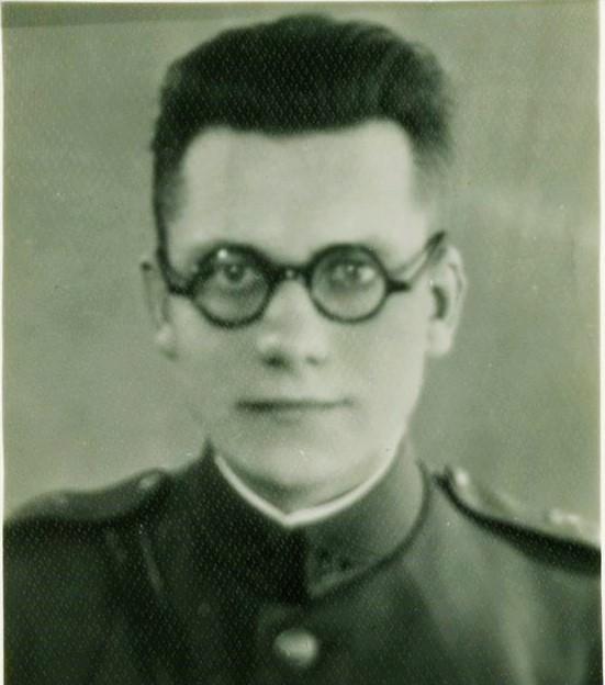 Lygiai prieš 120 metų gimė Kretingos šaulių vadas Vincas Puskunigis. Vytauto Didžiojo karo muziejaus nuotr.