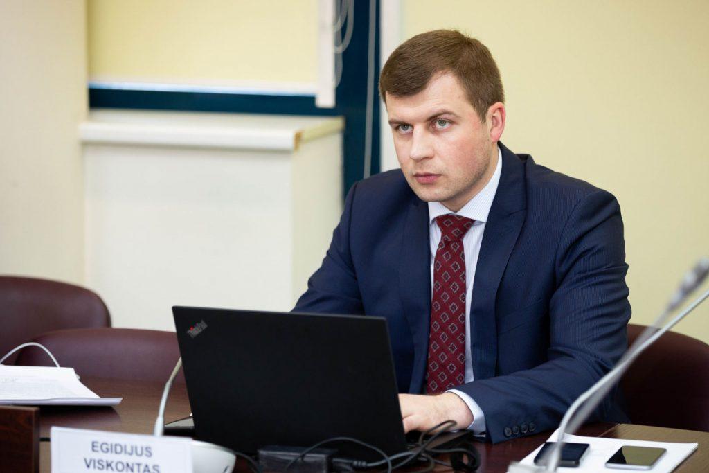 Egidijus Viskontas – realiausias kandidatas į Kretingos rajono savivaldybės administracijos direktorius.