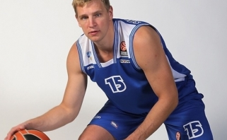 Vytautas Šarakauskas. Eurobasket.lt nuotr.