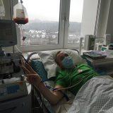 Juozas Dapšauskas tapo kaulų čiulpų donoru onkologine liga sergančiam pacientui. Facebook nuotr.
