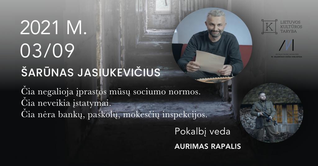 Šarūnas Jasiukevičius