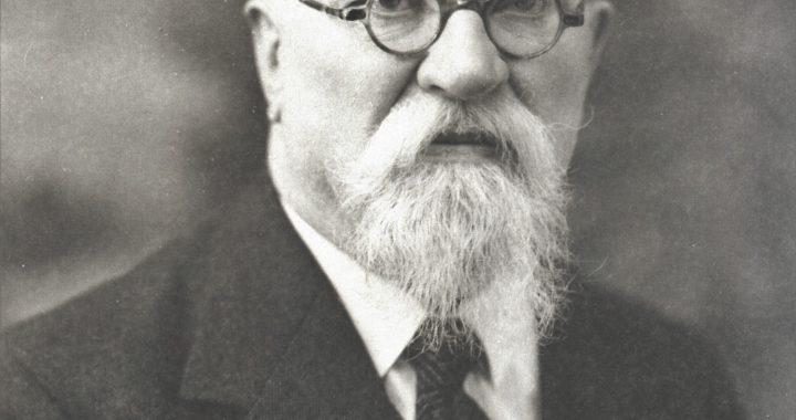 Jonas Šliūpas. Šiaulių universiteto bibliotekos nuotr.