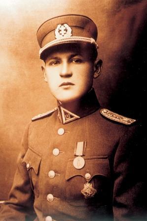 Generolas Jonas Žemaitis-Vytautas.