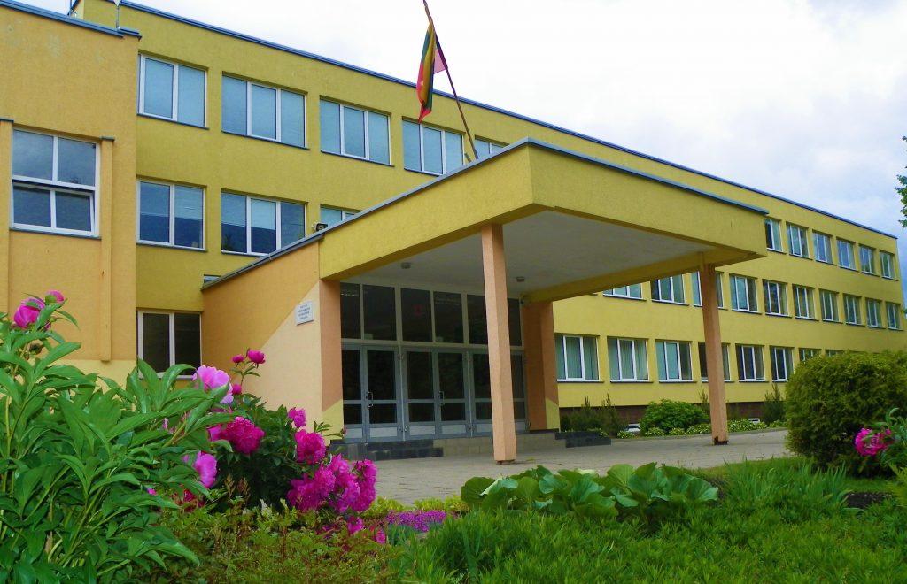 Kretingos Jurgio Pabrėžos universitetinė gimnazija laukia naujų mokinių.