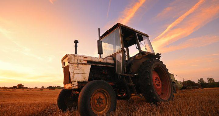 Traktorius. Asociatyvi nuotr.