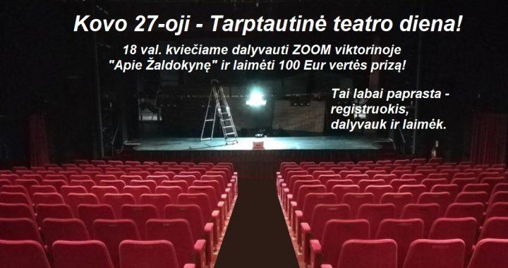 vydmantu teatras