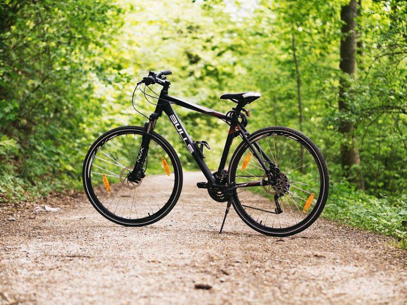 Vyras į nuomos punktą negrąžino  dviračio. Asociatyvi nuotr.