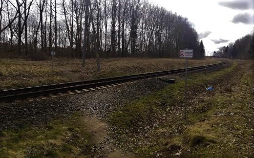 Geležinkelio pervaža. Kretingos rajono savivaldybės nuotr.