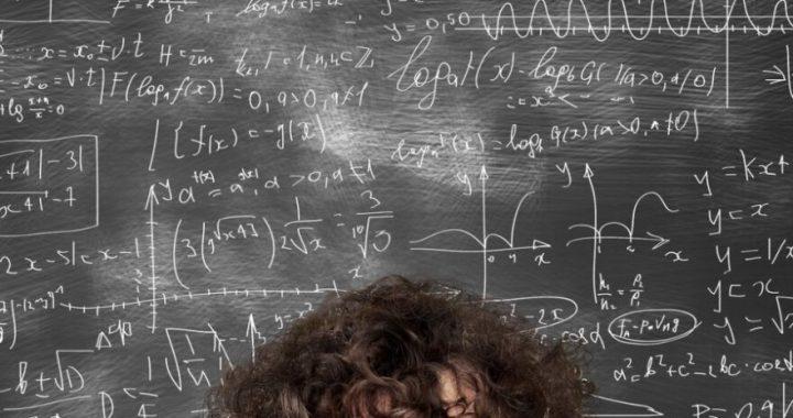 Matematika© Shutterstock nuotr.