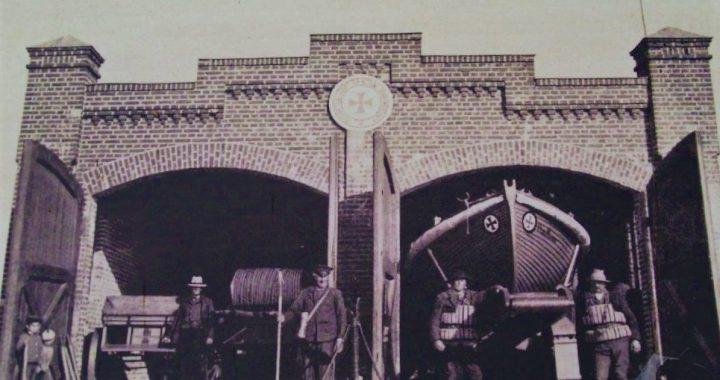 Nemirsetos laivų gelbėjimo stotis 1912 m.