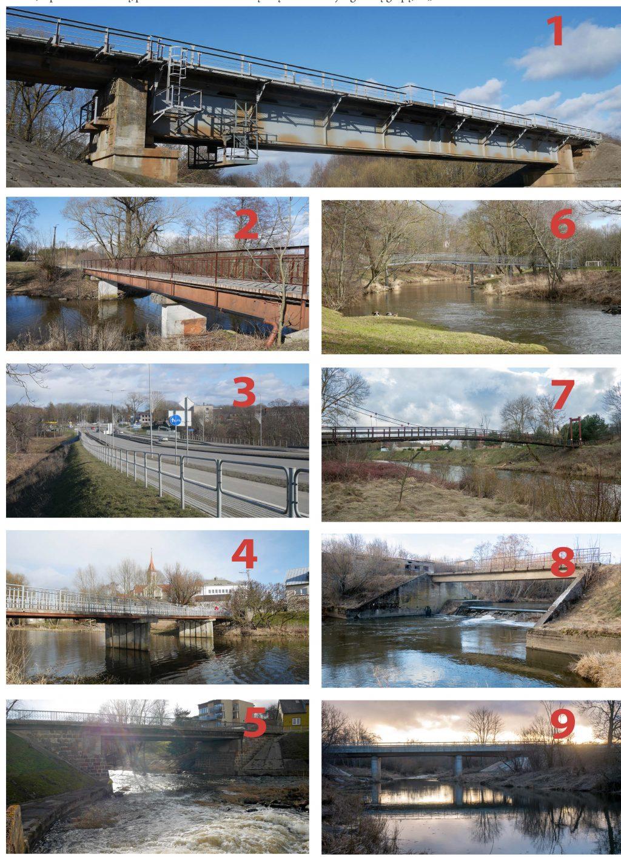 tiltai koliazas