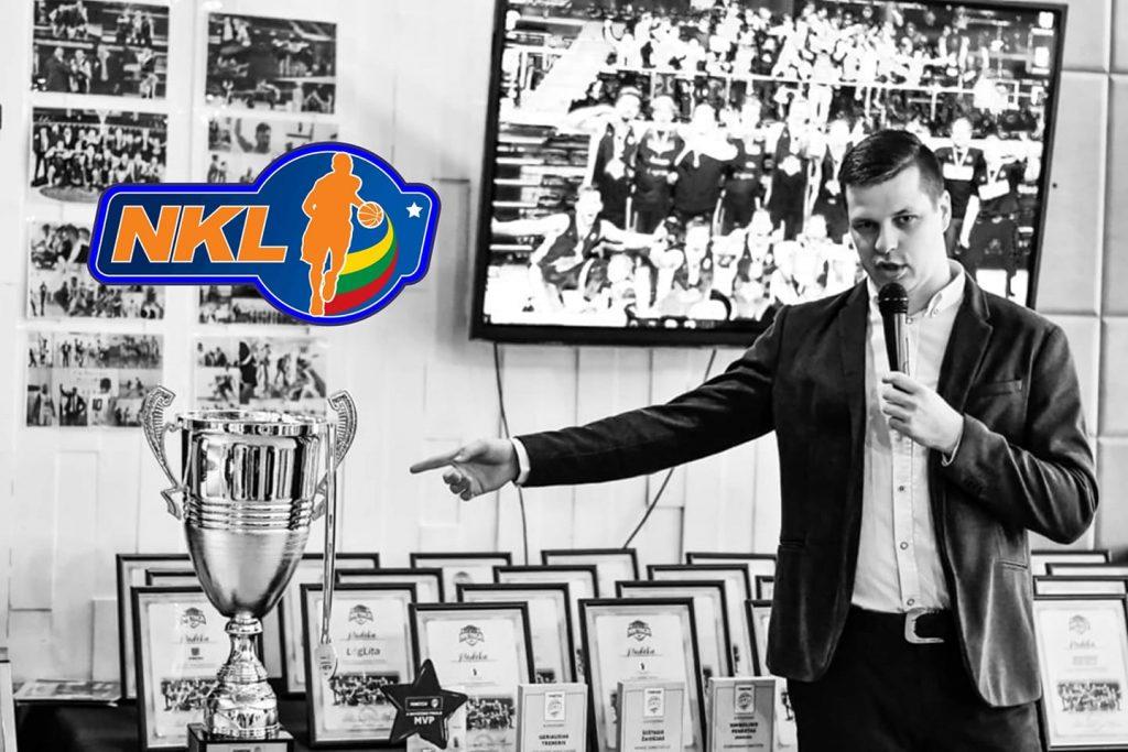 Štai tokiu nuotraukos koliažu prie džiaugsmingo įrašo apie NKL sprendimą pasidalijo treneris Arimantas Mikaločius. Facebook nuotr.
