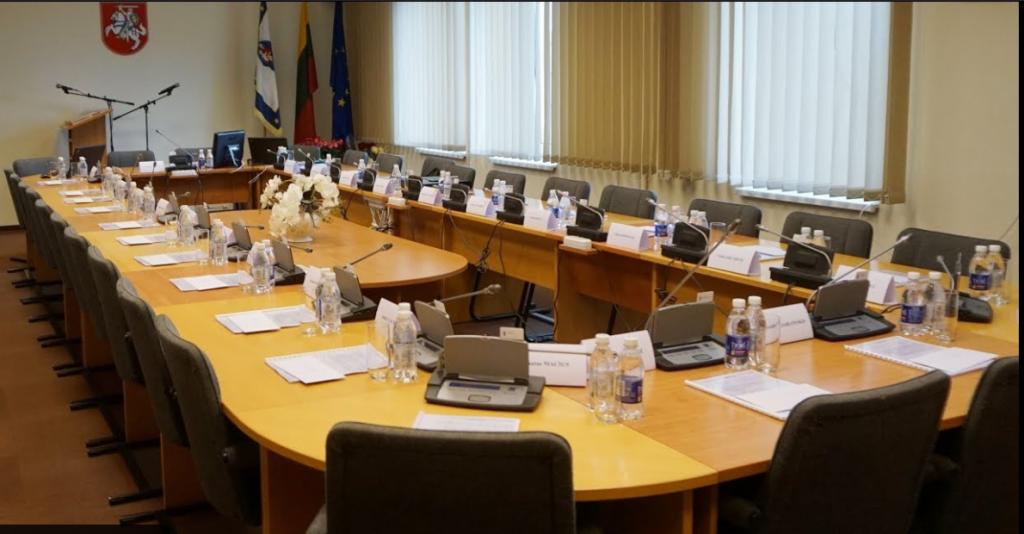 Rytoj vyks 31-asis Kretingos rajono Tarybos posėdis.
