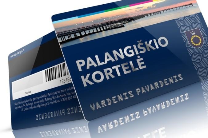 """2020 metais nacionalinės atrankos nugalėtojau""""Astakingos verslo"""" kategorijoje tapo Palangos miesto savivaldybės projektas """"Palangiškio kortelė"""" (kategorija """"Atsakingas verslas"""")."""