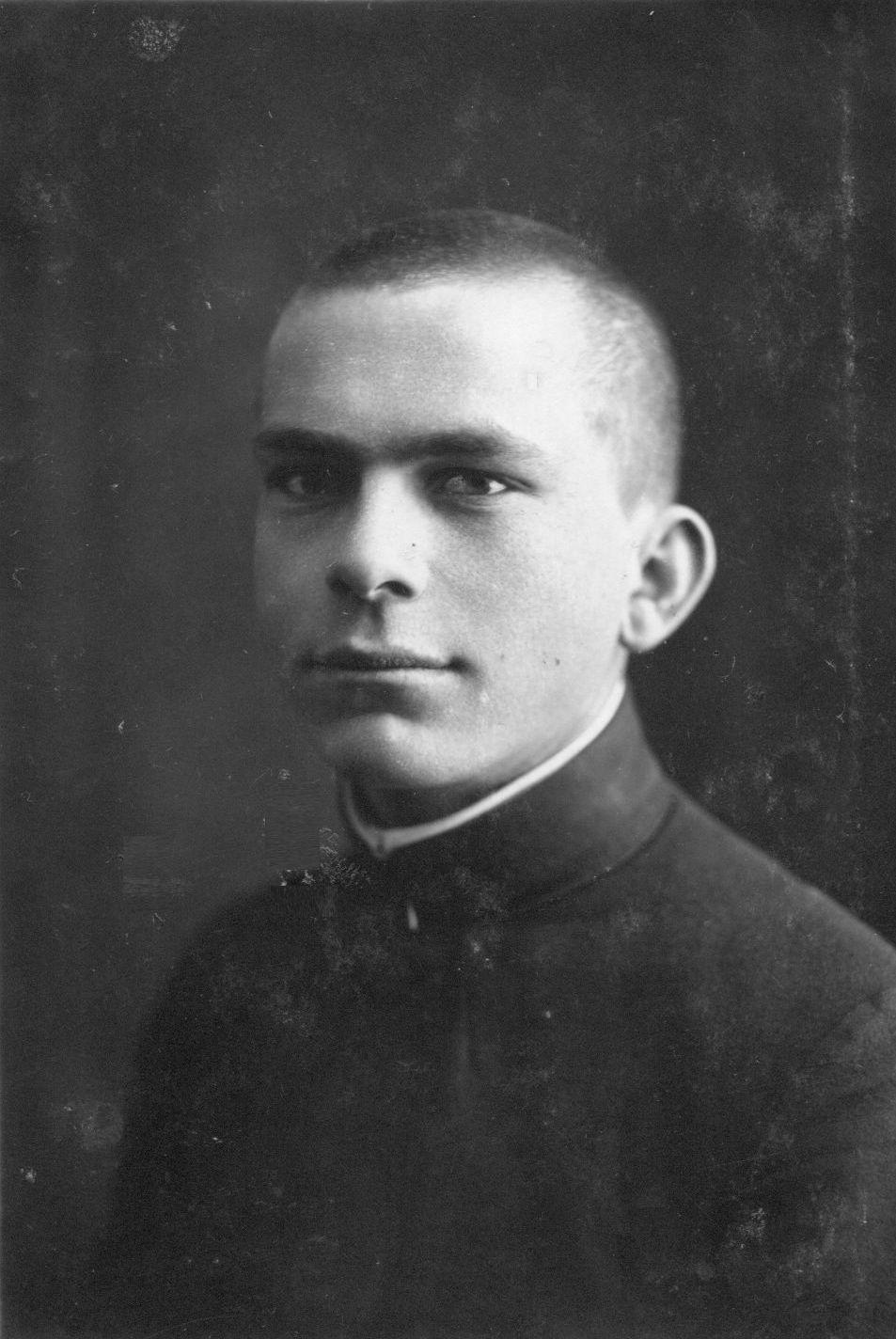 Aleksandras Sakas. Šeimos archyvo nuotr.