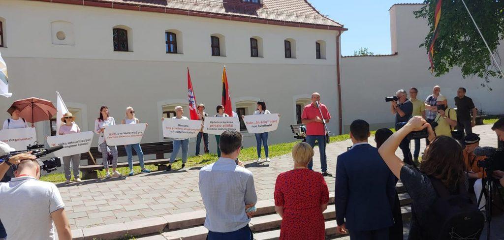 Lietuvos tėvų forumo nuotr.