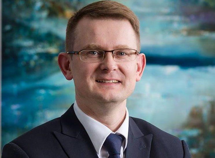 Sveikatos apsaugos ministras Arūnas Dulkys. Asmeninio archyvo nuotr.