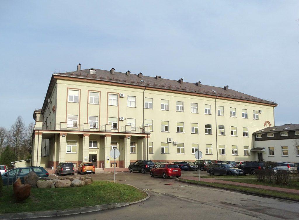 Kretinga,_ligoninė