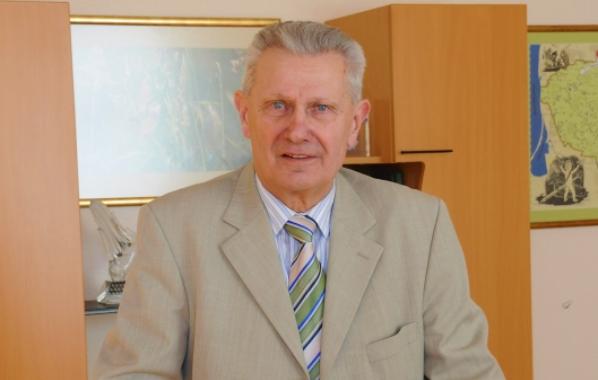 Antanas Algimantas Baranauskas. Eimanto Chachlovo nuotr.