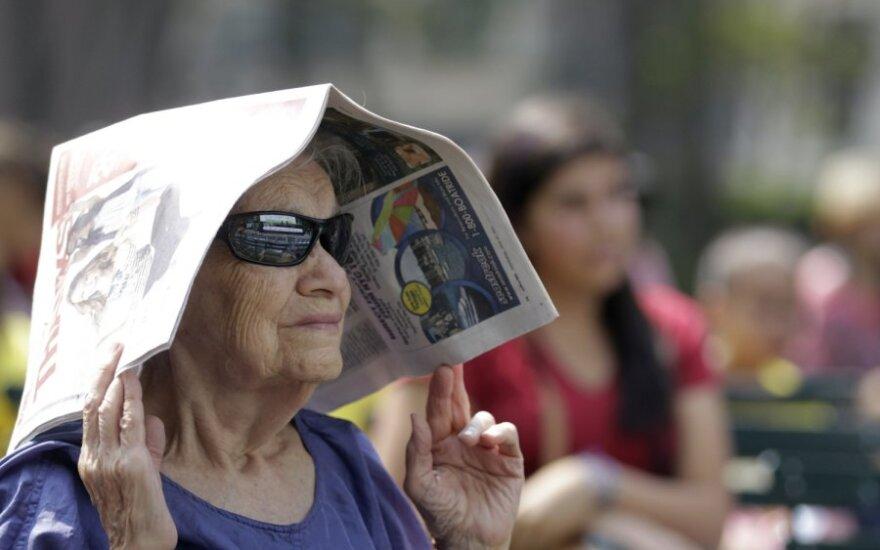 Svarbiausia, ką vertėtų prisiminti širdininkams prieš pradedant planuoti kelionę– būtina pasikonsultuoti su prižiūrinčiu gydytoju. Reuters/Scanpix nuotr.