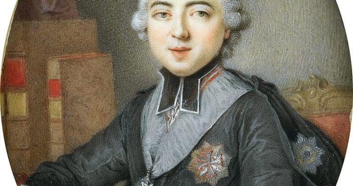 Kunigaikštis Ignotas Jokūbas Masalskis.