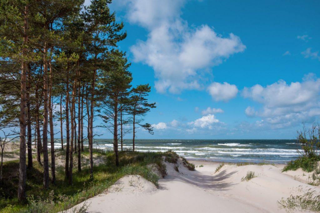 Viena iš prioritetinių regiono sričių - jūrinis ir priekrančių turizmas.