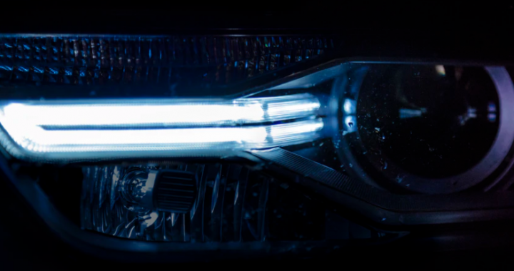 led automobilio lempos