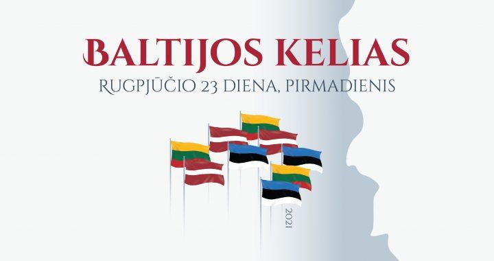 BALTIJOS KELIAS_COVER