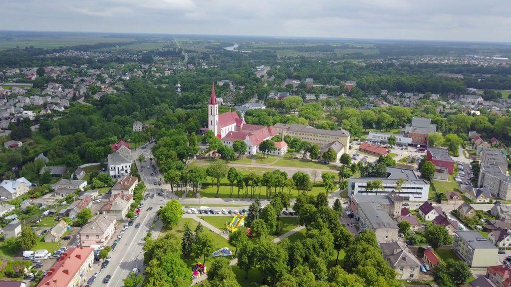 Kretinga city - Real is beautiful