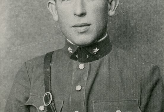 Jurgis Ožeraitis. Vytauto Didžiojo karo muziejaus nuotr.