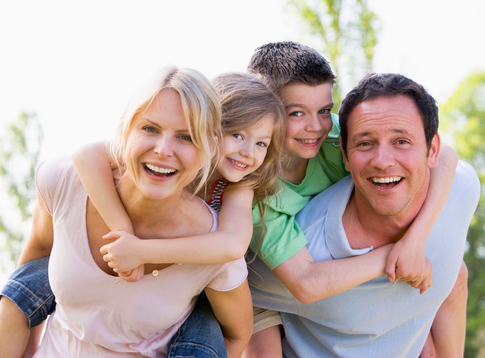 Šeima. Asociatyvi nuotr.
