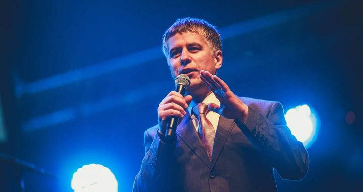 """""""Muzika kyla būtent iš sielos gelmių"""", – sako festivalio organizatorius Remigijus Jucevičius."""